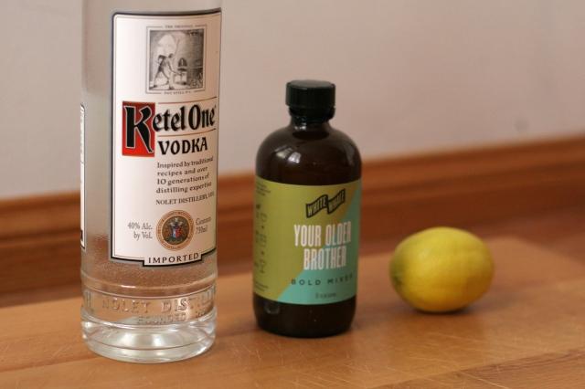 Your Older Brother Ingredients