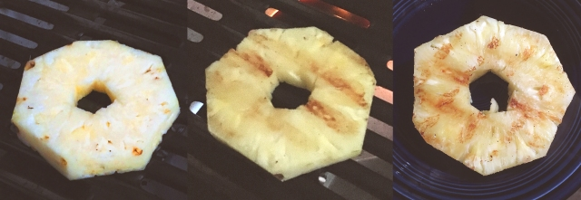 Pineapple Grilling