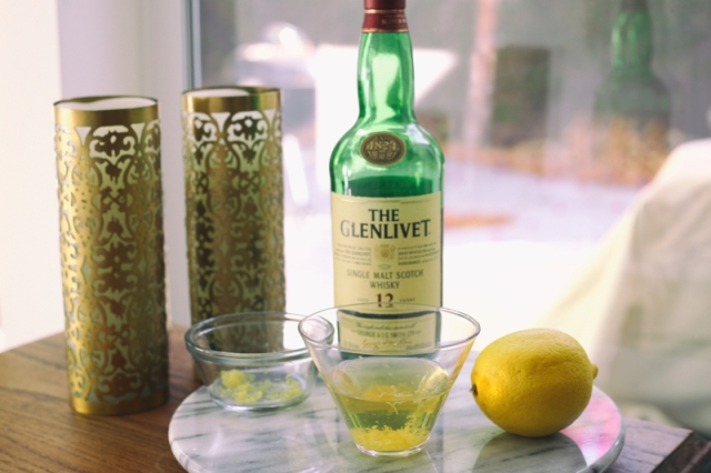 8. Scotch Whiskey Punch