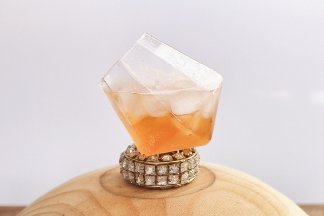 110. Champagne Cocktail