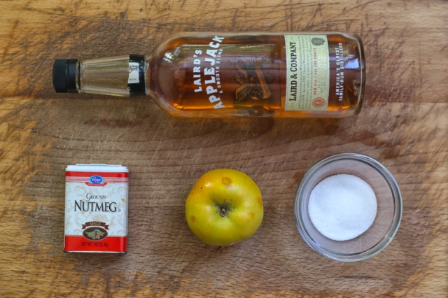 132. Apple Toddy - Ingredients