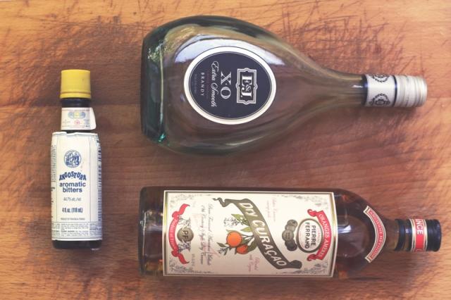 166. Brandy Champerelle - Ingredients