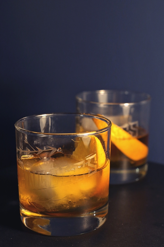 SaloonBox Vermont Old Fashioned