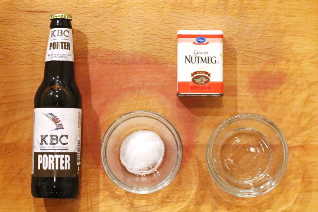 130. Porter Sangaree - Ingredients