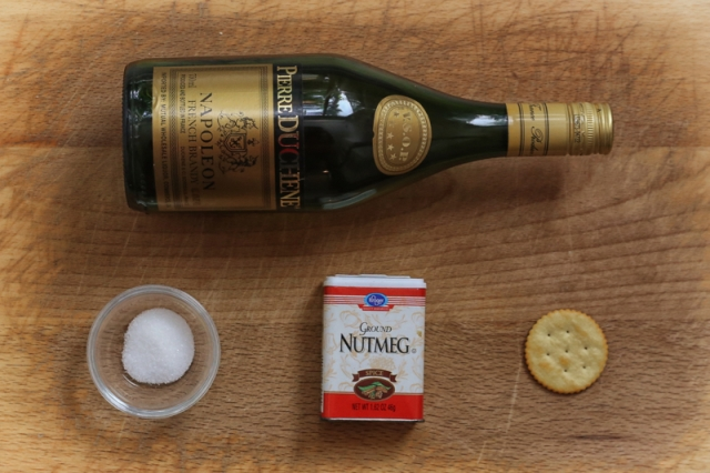 150. Brandy Flip - Ingredients