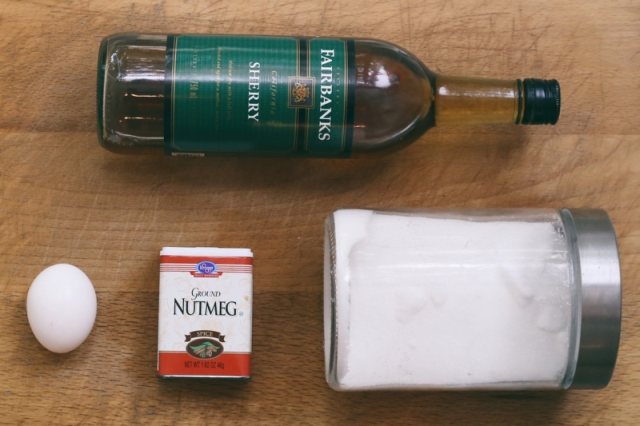 122. Mulled Wine - Ingredients