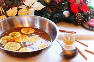 Chilled Cider Punch - Wide