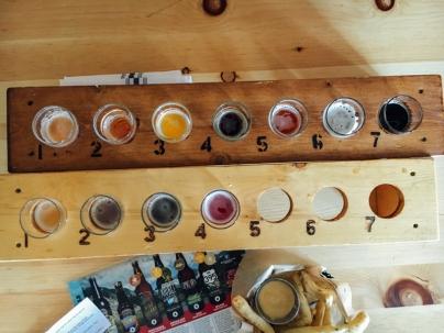 Mammoth Brewing Company Tasting