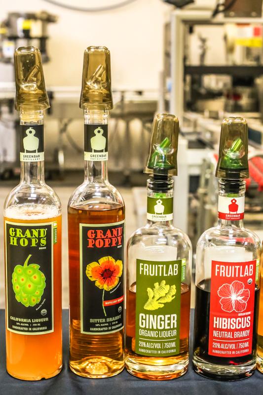 Greenbar Liquors