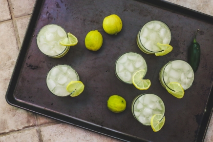 Jalapeno Lemonade - Top Down