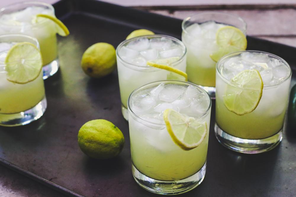 Jalapeno Lemonade - Hero
