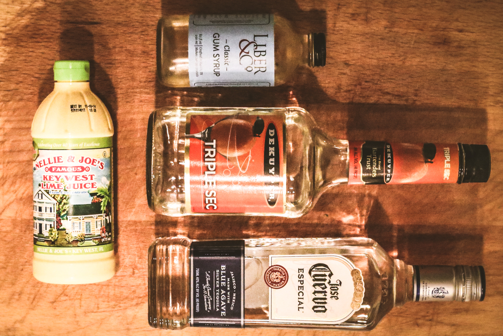 Duma Key Lime - Ingredients
