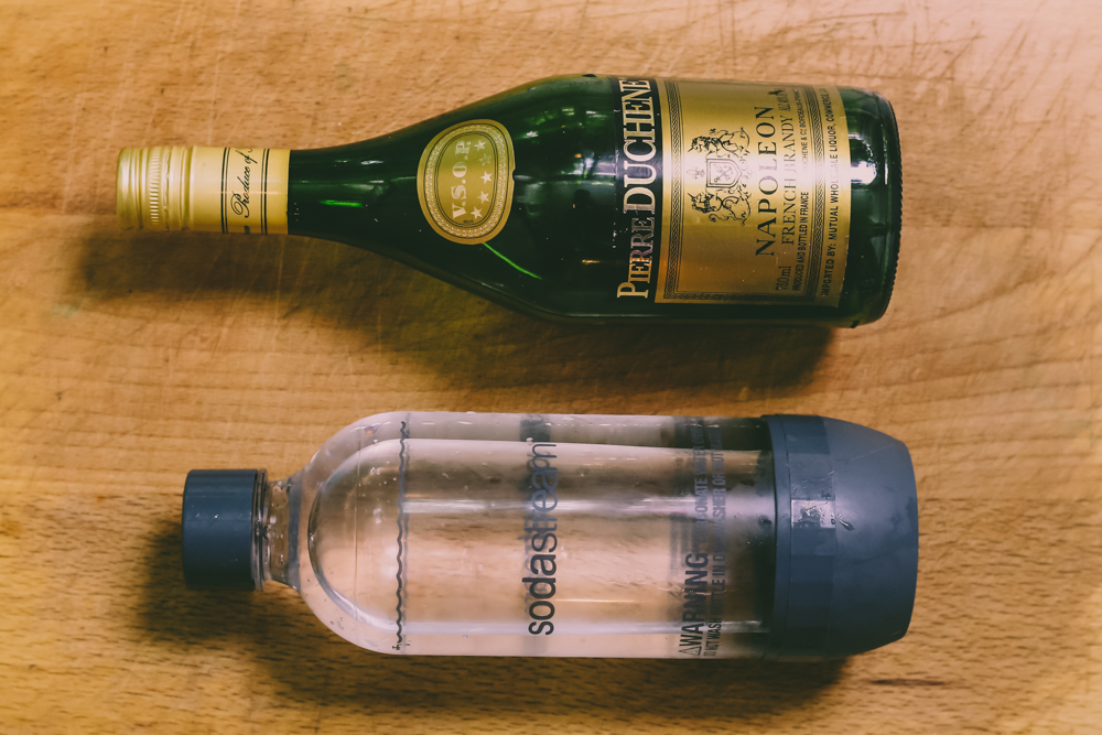 216. Brandy and Soda - Ingredients